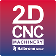 2D CNC Machinery - Machine tools