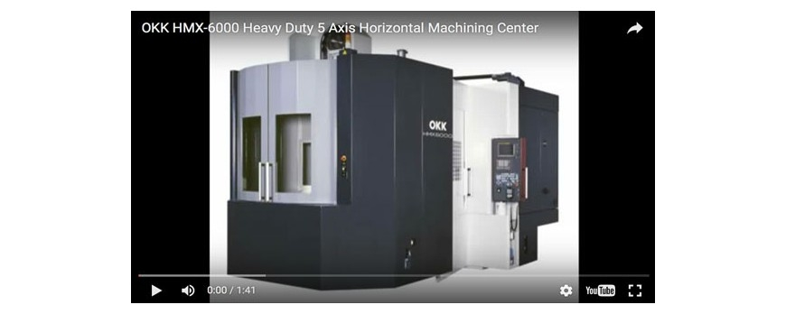 2D CNC Machinery merges with French firm Halbronn; adds OKK machining centres to portfolio