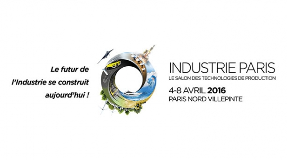 Participation Salon Industrie 2016
