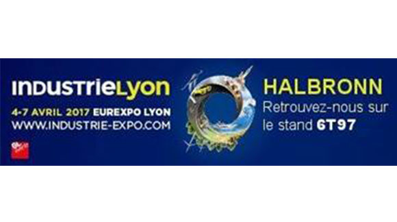 Participation Salon Industrie Lyon 2017