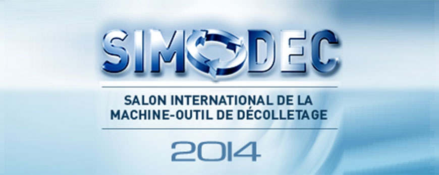 Participation Salon Simodec 2014